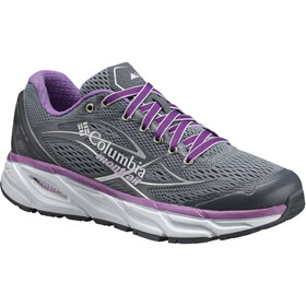 Columbia Variant X.S.R. Chaussures Femme, grey ash/phantom purple